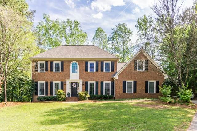 4344 Hampton Woods Drive NE, Marietta, GA 30068 (MLS #6869811) :: North Atlanta Home Team