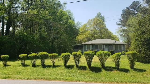 2764 Horseshoe Bend Road SW, Marietta, GA 30064 (MLS #6869814) :: North Atlanta Home Team