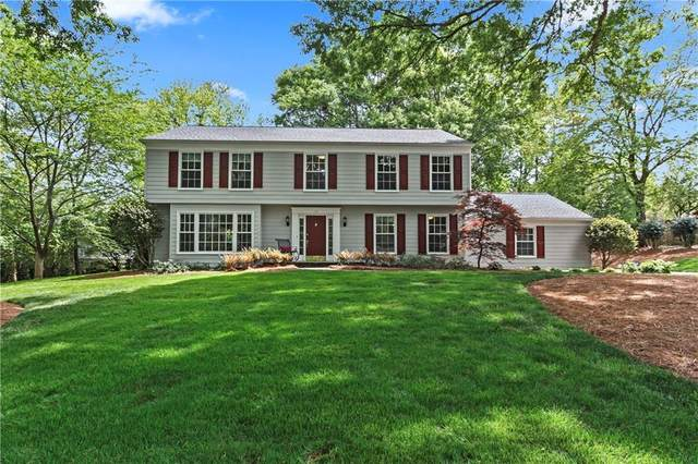 10 Pheasant Drive SE, Marietta, GA 30067 (MLS #6869833) :: North Atlanta Home Team