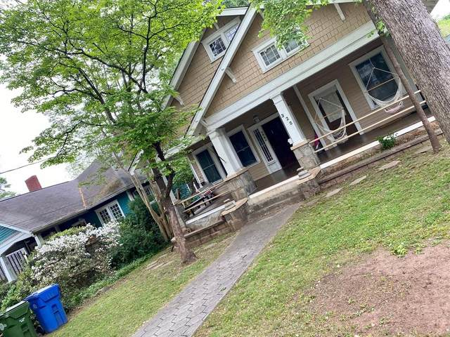 325 Elmira Place NE, Atlanta, GA 30307 (MLS #6869841) :: North Atlanta Home Team