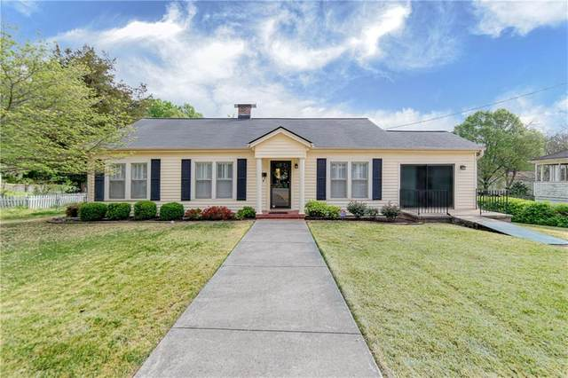 42 East Wright Street, Winder, GA 30680 (MLS #6869854) :: North Atlanta Home Team
