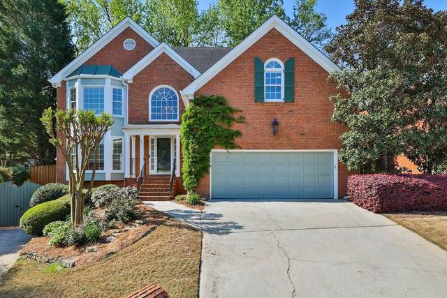 2480 Summeroak Drive, Tucker, GA 30084 (MLS #6869856) :: North Atlanta Home Team