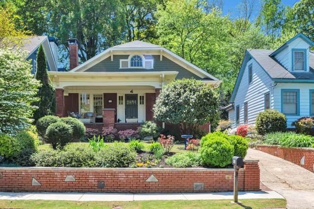 953 Blue Ridge Avenue NE, Atlanta, GA 30306 (MLS #6869858) :: North Atlanta Home Team
