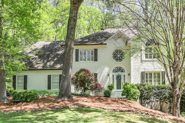 4306 E Summit Court, Marietta, GA 30066 (MLS #6869876) :: Path & Post Real Estate