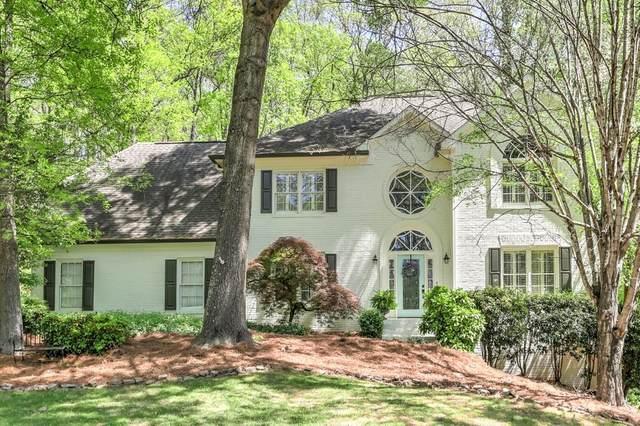 4306 E Summit Court, Marietta, GA 30066 (MLS #6869876) :: North Atlanta Home Team