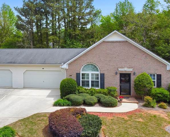 3417 Double Eagle Drive SW #31, Marietta, GA 30008 (MLS #6869883) :: North Atlanta Home Team