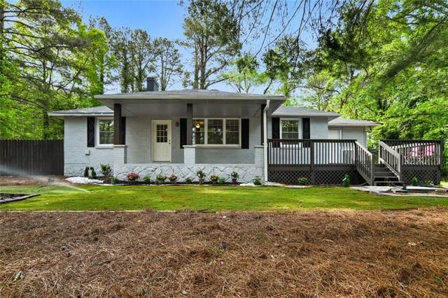 6389 Rockbridge Road, Stone Mountain, GA 30087 (MLS #6869885) :: Compass Georgia LLC