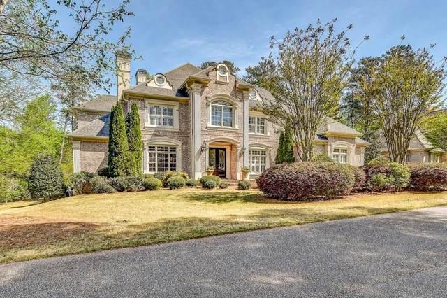 908 Carriage Path SE, Smyrna, GA 30082 (MLS #6869911) :: Path & Post Real Estate