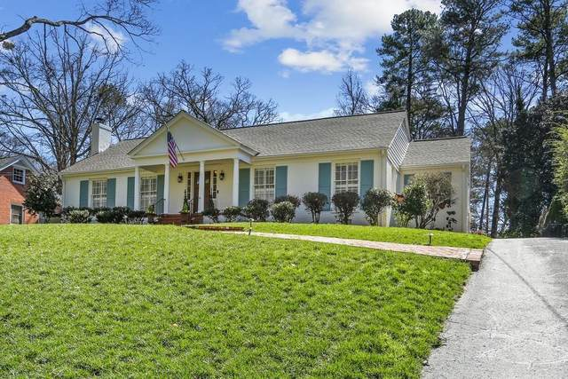 812 W Ponce De Leon Avenue, Decatur, GA 30030 (MLS #6869917) :: North Atlanta Home Team