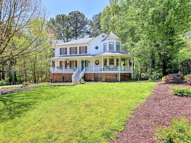 4117 Lynette Court NE, Kennesaw, GA 30144 (MLS #6869919) :: Kennesaw Life Real Estate