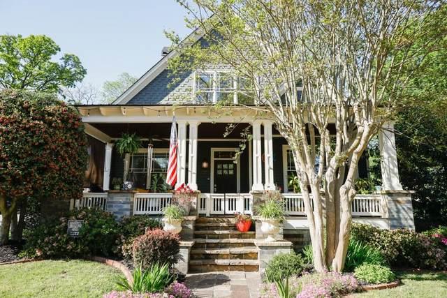 1372 Metropolitan Avenue SE, Atlanta, GA 30316 (MLS #6869943) :: The Justin Landis Group