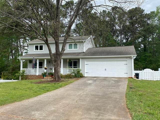 4847 Habersham Ridge SW, Lilburn, GA 30047 (MLS #6869950) :: North Atlanta Home Team