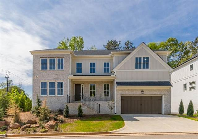 4572 Eastwood Trail, Marietta, GA 30068 (MLS #6869956) :: Kennesaw Life Real Estate