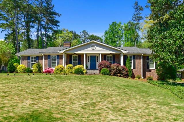 620 Mabry Road, Sandy Springs, GA 30328 (MLS #6869961) :: Path & Post Real Estate