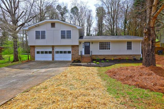 1714 Lamancha Drive, Lawrenceville, GA 30044 (MLS #6869980) :: North Atlanta Home Team
