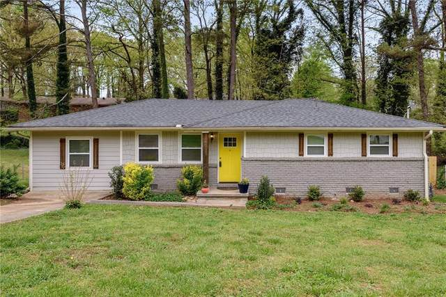 1955 Glenmar Drive, Decatur, GA 30032 (MLS #6869981) :: North Atlanta Home Team
