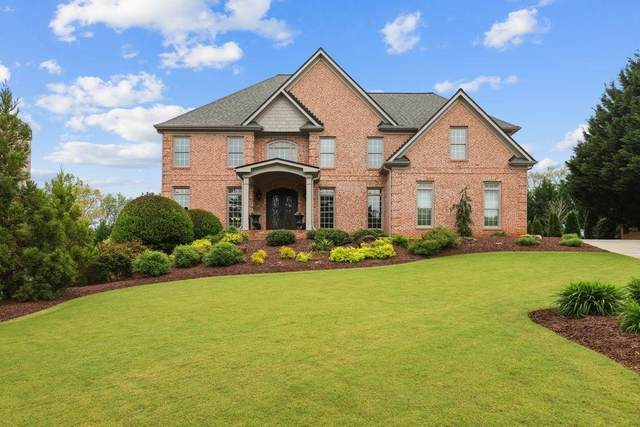 206 Woodridge Parkway, Canton, GA 30115 (MLS #6869984) :: Compass Georgia LLC
