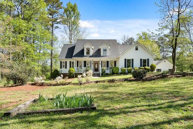 45 Meadow Lake Lane, Social Circle, GA 30025 (MLS #6869998) :: The Kroupa Team | Berkshire Hathaway HomeServices Georgia Properties