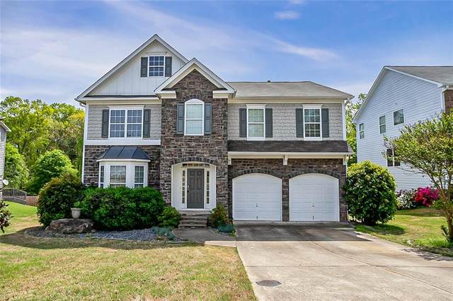 151 Mill Creek Drive, Canton, GA 30115 (MLS #6870014) :: Compass Georgia LLC