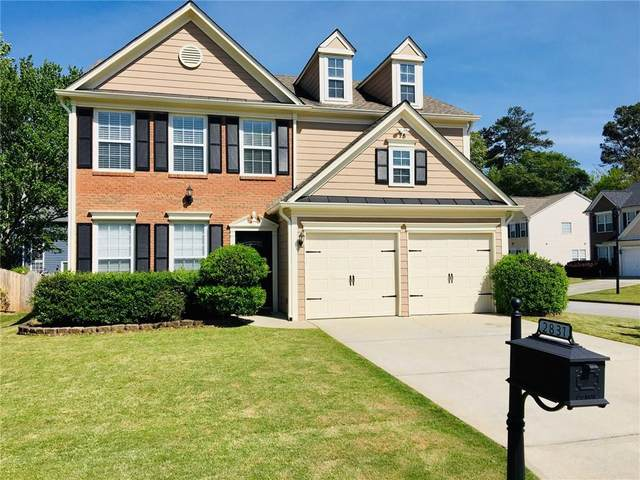 2831 Priestcliff Drive SE, Smyrna, GA 30080 (MLS #6870019) :: North Atlanta Home Team