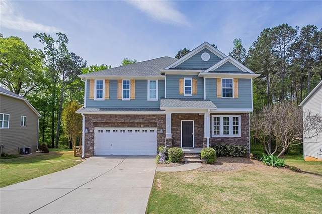 125 Magnolia Creek Drive, Canton, GA 30115 (MLS #6870024) :: Compass Georgia LLC