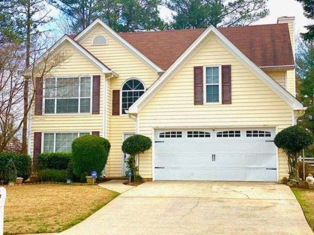 605 Suwanee Lakes Circle, Suwanee, GA 30024 (MLS #6870029) :: The North Georgia Group