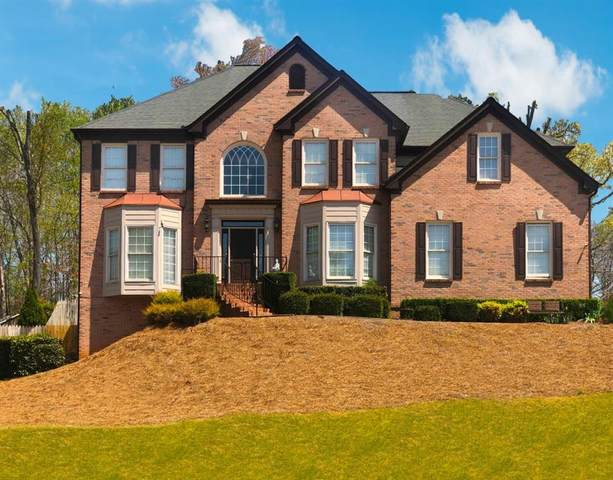 255 Highland Gate Circle, Suwanee, GA 30024 (MLS #6870034) :: Lucido Global