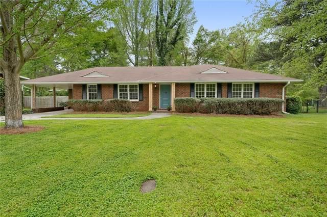 110 Davis Drive, Cartersville, GA 30120 (MLS #6870035) :: Kennesaw Life Real Estate
