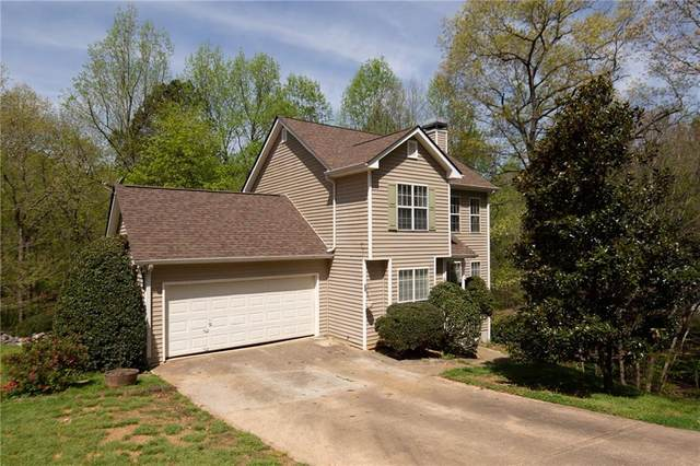 64 River Oak Court, Dawsonville, GA 30534 (MLS #6870037) :: North Atlanta Home Team