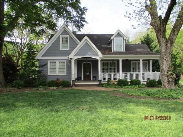 1103 Riverside Drive, Gainesville, GA 30501 (MLS #6870040) :: Todd Lemoine Team