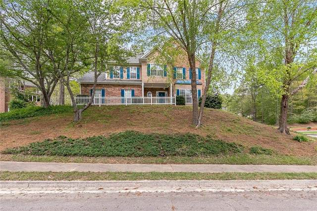 3914 Old Savannah Court, Douglasville, GA 30135 (MLS #6870043) :: North Atlanta Home Team
