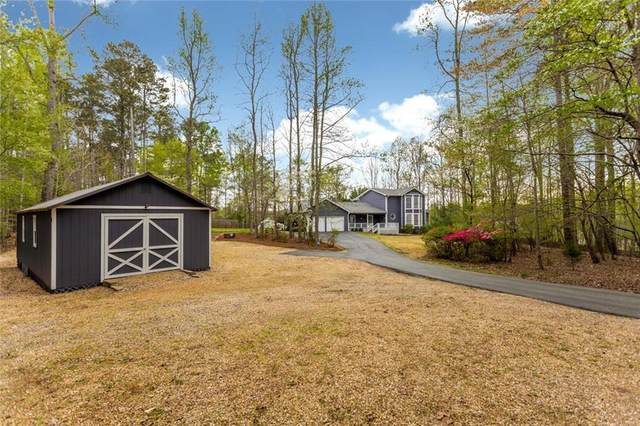 335 Pony Tail Road, Alpharetta, GA 30004 (MLS #6870069) :: North Atlanta Home Team