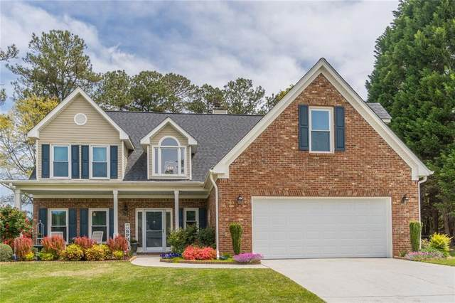 1116 Cotton Gin Court, Lawrenceville, GA 30045 (MLS #6870078) :: Lucido Global