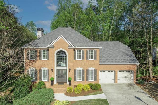 1090 Bentbrooke Court, Lawrenceville, GA 30043 (MLS #6870080) :: North Atlanta Home Team