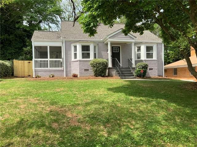 91 Morris Brown Drive NW, Atlanta, GA 30314 (MLS #6870085) :: Kennesaw Life Real Estate