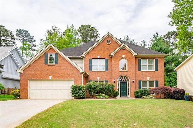 3615 Fieldstone Crossing, Alpharetta, GA 30005 (MLS #6870090) :: AlpharettaZen Expert Home Advisors