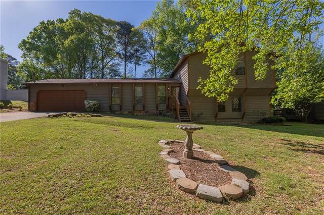 1160 Stone Ridge Drive, Lawrenceville, GA 30046 (MLS #6870107) :: Path & Post Real Estate