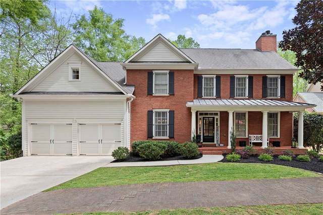 345 Chattahoochee Street, Roswell, GA 30075 (MLS #6870143) :: Scott Fine Homes at Keller Williams First Atlanta