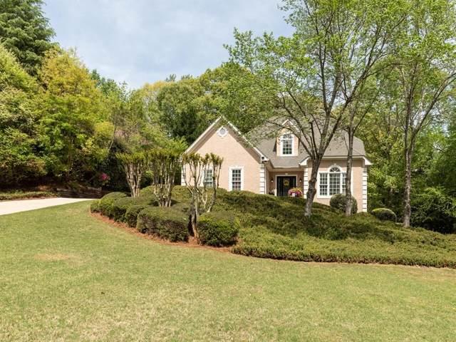 5210 Forest Run Trace, Johns Creek, GA 30022 (MLS #6870147) :: Scott Fine Homes at Keller Williams First Atlanta