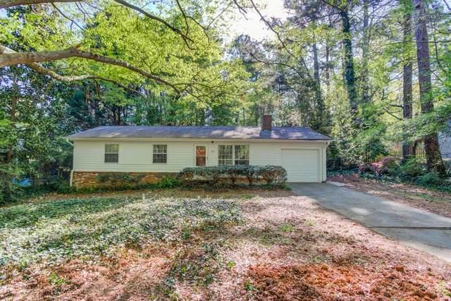 394 Michael Drive, Alpharetta, GA 30009 (MLS #6870181) :: North Atlanta Home Team