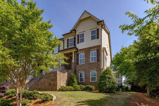 1427 Briarhaven Trail NE, Atlanta, GA 30319 (MLS #6870183) :: Thomas Ramon Realty