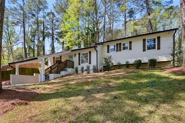 1749 Laurelwood Drive SW, Atlanta, GA 30311 (MLS #6870185) :: North Atlanta Home Team