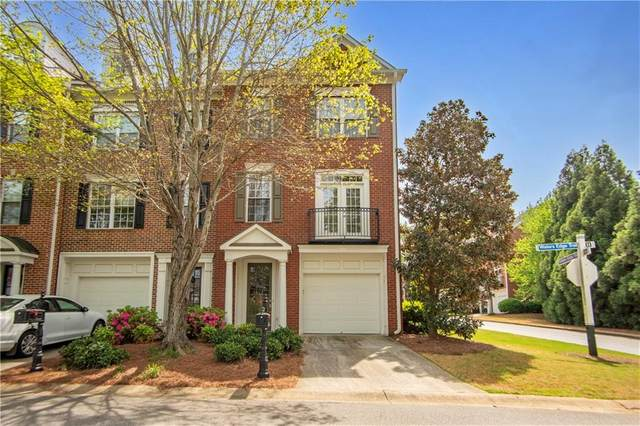 4902 Waters Edge Trail, Roswell, GA 30075 (MLS #6870192) :: The Kroupa Team | Berkshire Hathaway HomeServices Georgia Properties