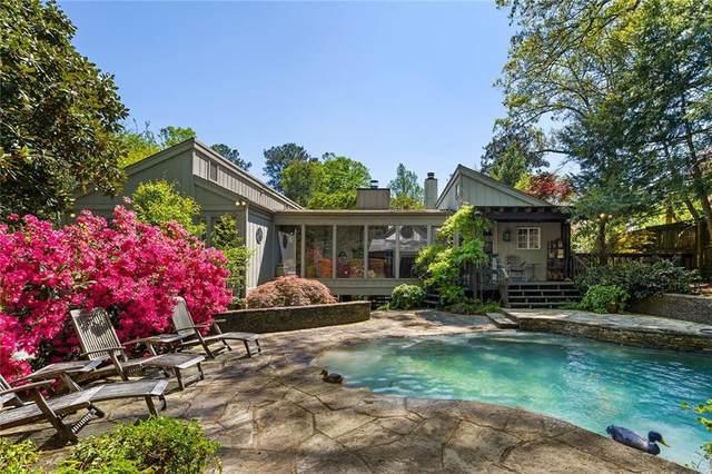 110 Peachtree Way NE, Atlanta, GA 30305 (MLS #6870211) :: AlpharettaZen Expert Home Advisors