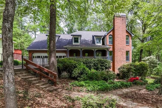 552 Trailwood Lane SW, Marietta, GA 30064 (MLS #6870227) :: RE/MAX Center