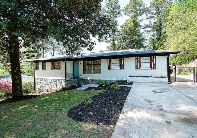 3145 Pinehill Drive, Decatur, GA 30032 (MLS #6870234) :: The Hinsons - Mike Hinson & Harriet Hinson