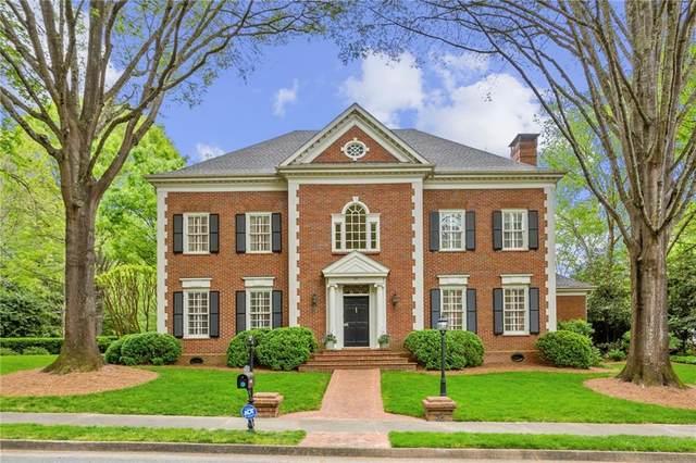 35 Chatsworth Place NW, Atlanta, GA 30327 (MLS #6870249) :: The Butler/Swayne Team