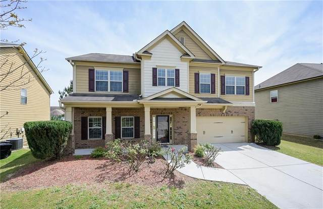7331 Toccoa Circle, Union City, GA 30291 (MLS #6870254) :: Path & Post Real Estate