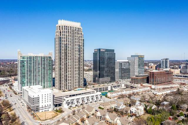 361 17th Street NW #1916, Atlanta, GA 30363 (MLS #6870261) :: Thomas Ramon Realty