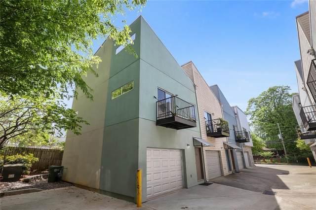 110 Moreland Avenue SE D, Atlanta, GA 30316 (MLS #6870271) :: Lucido Global